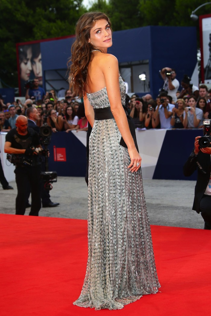 elisa sednaoui opening ceremony and premierer of everest venice film festival 2015