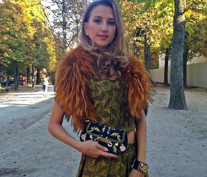 STREET CHIC de la Fashion Week de Paris – Jour 2