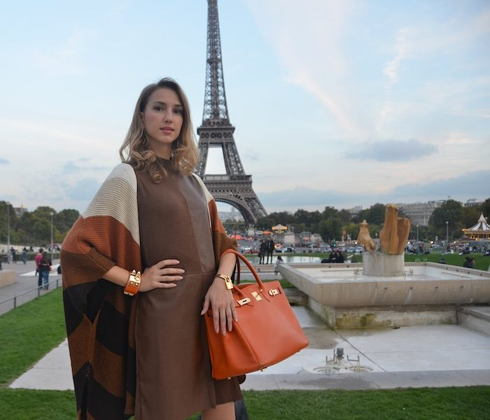STREET CHIC de la Fashion Week de Paris – Jour 5