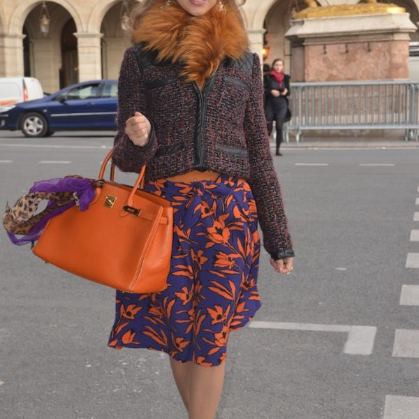 STREET CHIC from Paris Fashion Week – Day 2