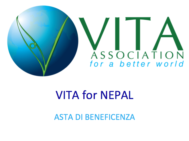 ASTA DI BENEFICENZA di VITA ASSOCIATION