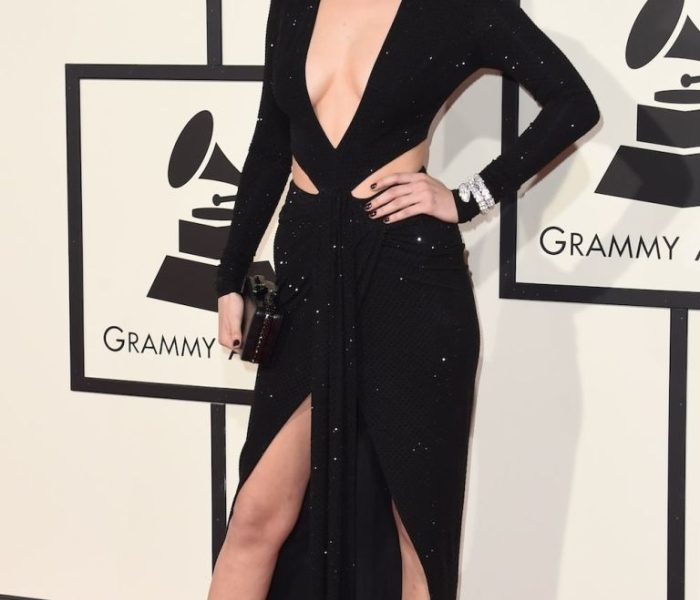 Bella Hadid Best Dressed at the Grammys 2016