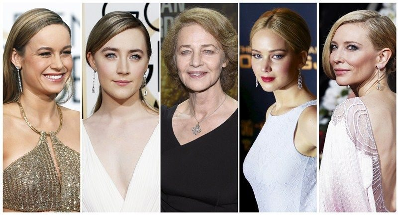 BEST ACTRESS OSCARS 2016 NOMINATIONS