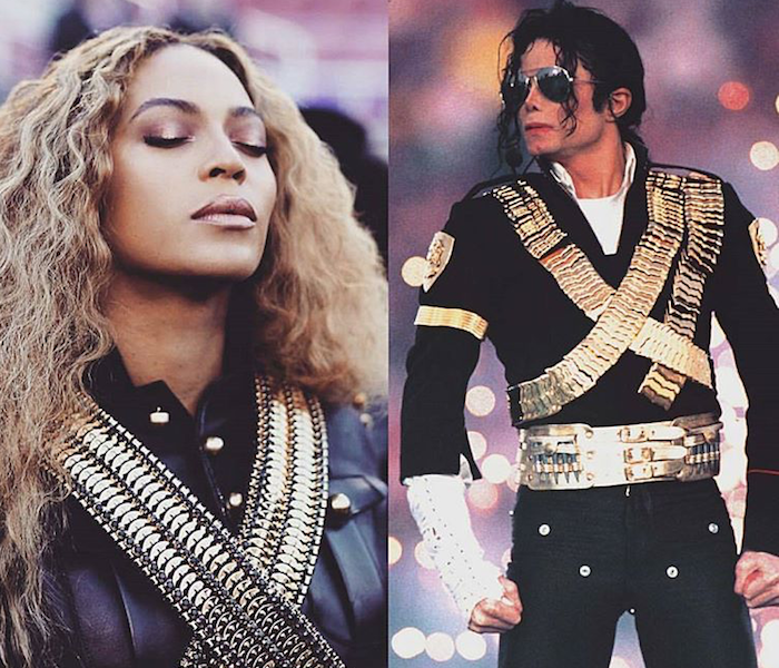 BEYONCE TRIBUTE TO MICHAEL JACKSON