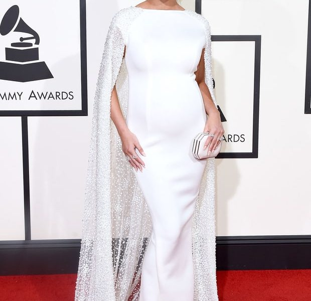 Chrissy Teigen Best Dressed at the Grammys 2016