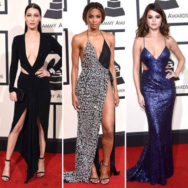 Elie Goulding Best Dressed at the Grammys 2016