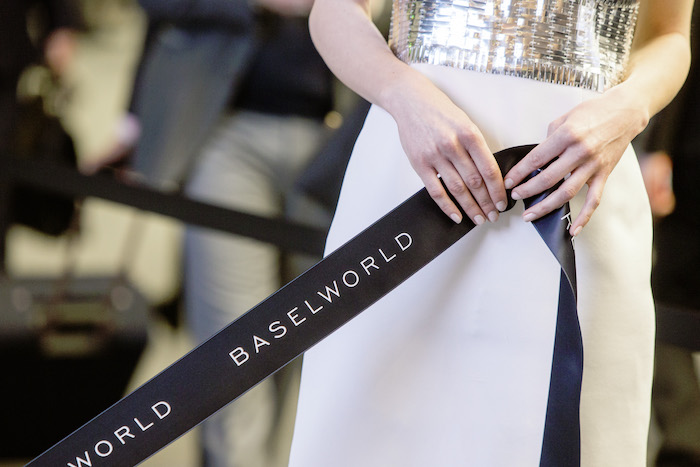 BASELWORLD 2016 OPENING CEREMONY