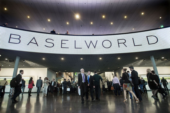 BASELWORLD 2016 – CONFERENZA STAMPA