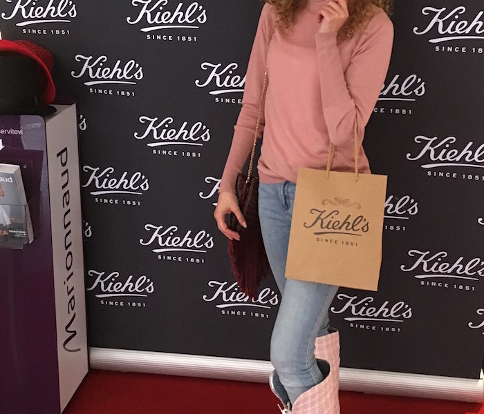 KIEHL'S BEAUTY PRODUCTS EVENT