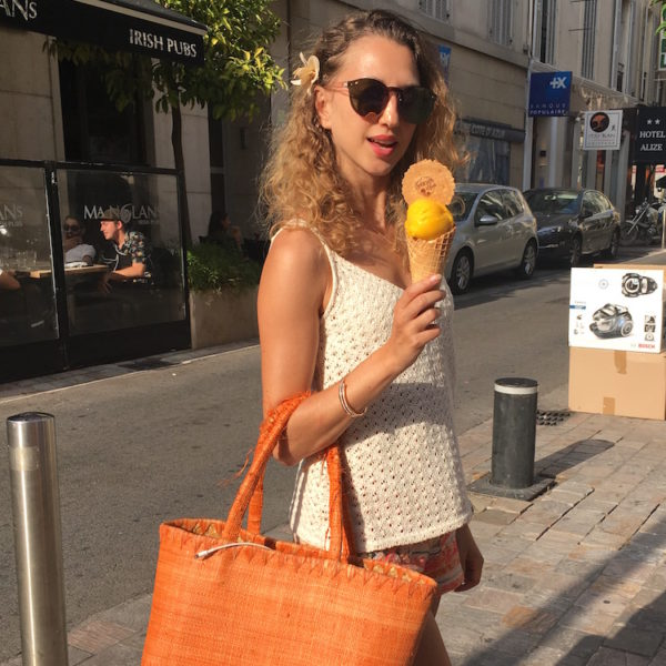 OUTFIT LEOPARDATO CASUAL IN CANNES