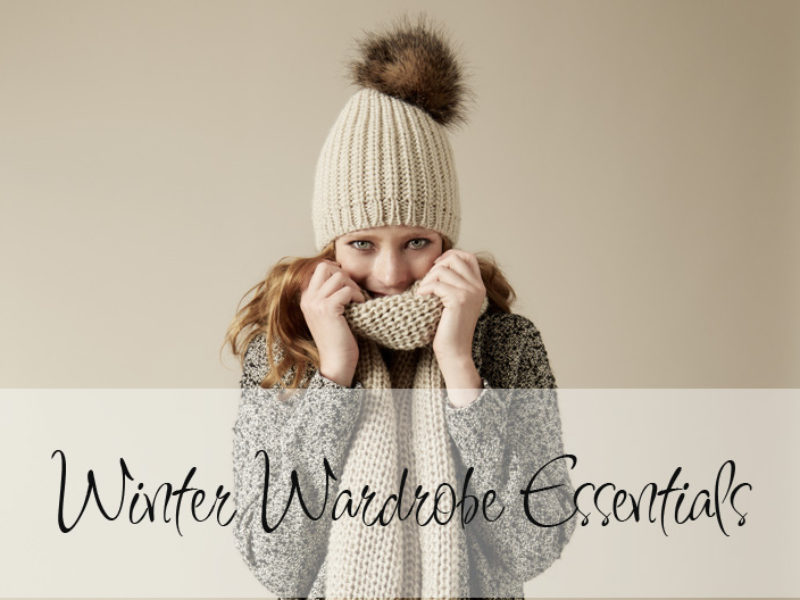 HOW TO PREPARE A WINTER WARDROBE
