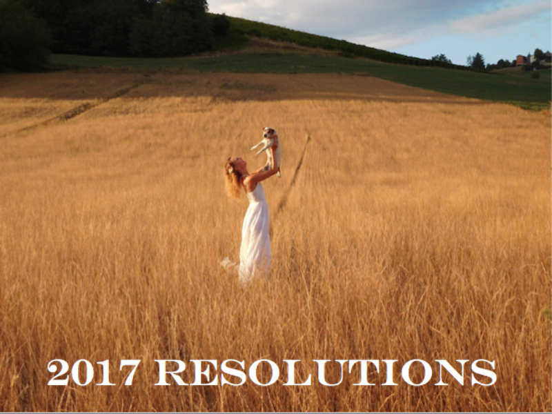 RESOLUTIONS DE LA NOUVELLE ANNEE