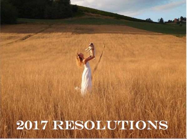 TOP FIVE FASHION RESOLUTIONS FOR 2017