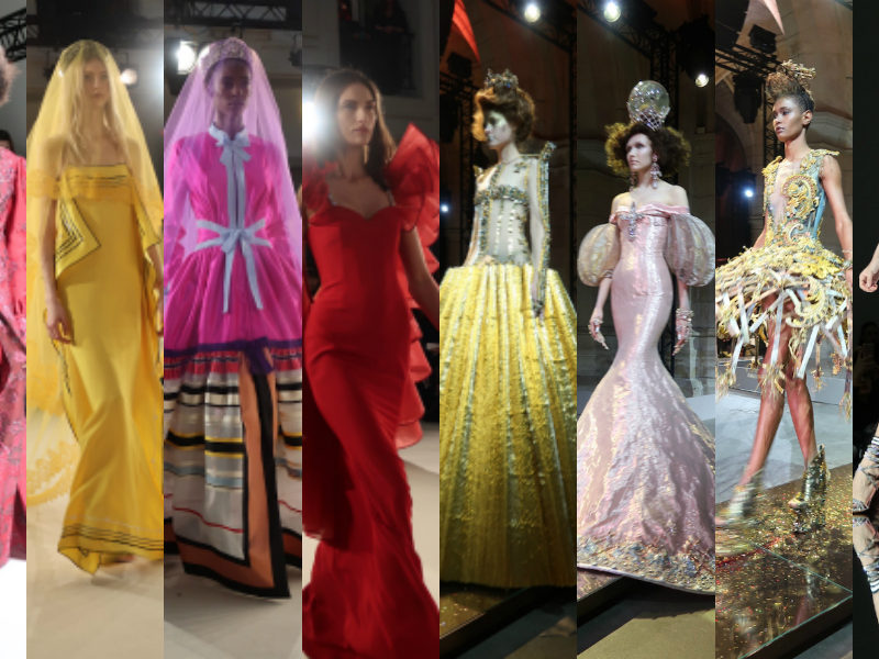 TOP TEN HAUTE COUTURE DRESSES