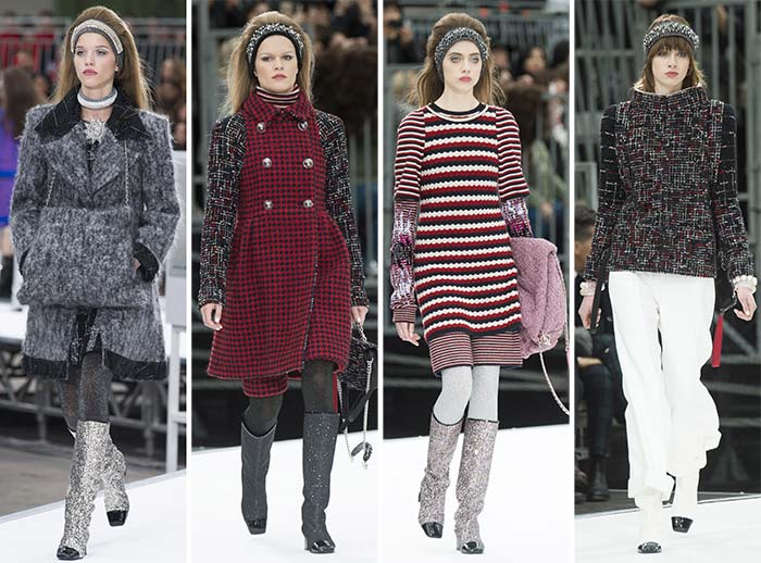 All Trends From Paris Fashion Week Fall Winter 2017 2018 V Fashion World