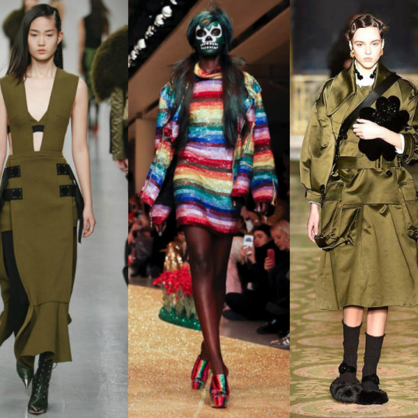ALL TRENDS FROM NYFW FALL WINTER 2017-2018