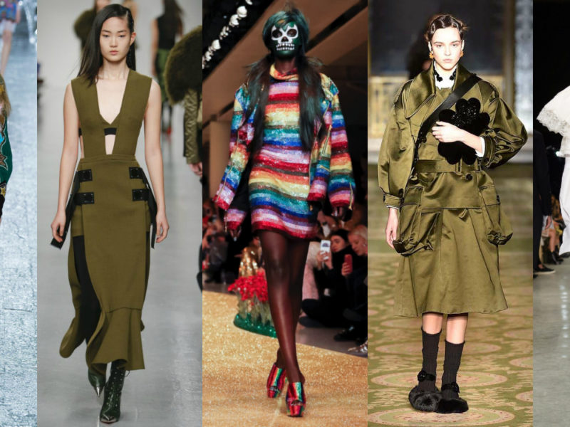 I PRINCIPALI TREND AUTUNNO INVERNO 2017-2018  DELLA LONDON FASHION WEEK
