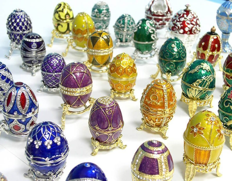 golden-easter-with-faberge-eggs