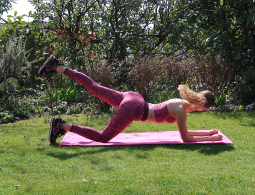 HOW TO GET FIT FOR SPRING