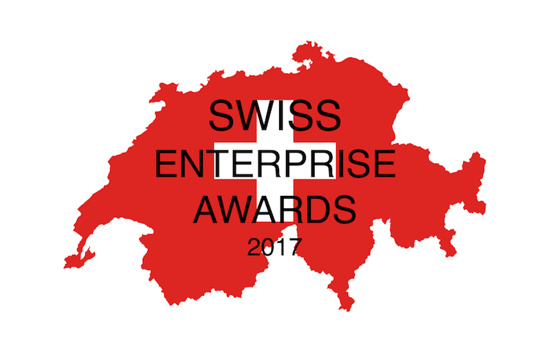 SWISS ENTERPRISE AWARDS 2017
