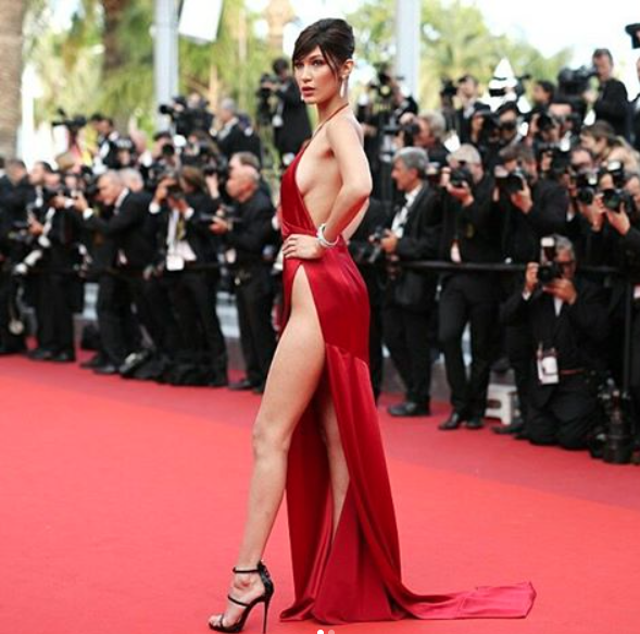 Bella-hadid-red-carpet-alexandre-fournier-coutre-dress