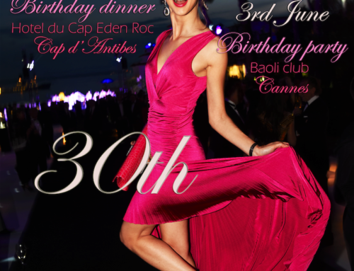 SAVE THE DATE for VALENTINA'S 30th BIRTHDAY WEEKEND