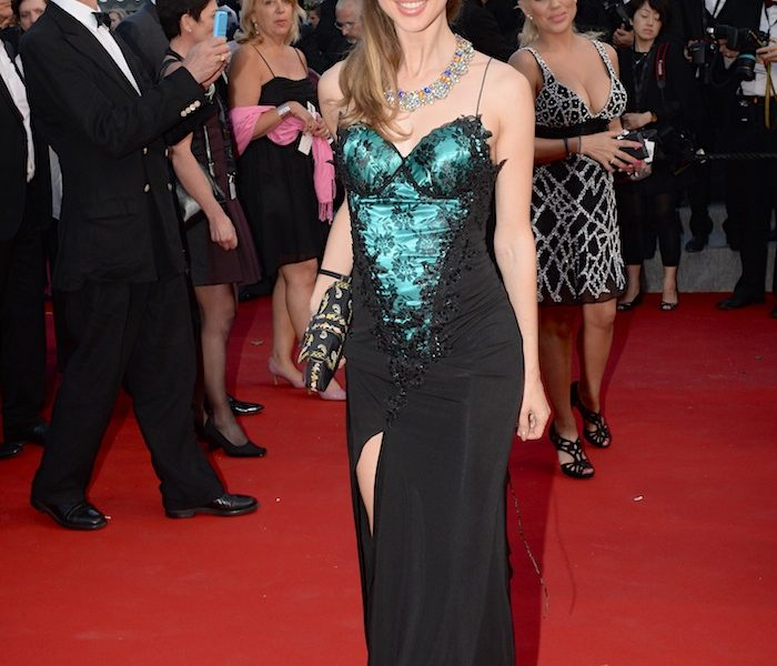 VALENTINA NESSI 3 RED CARPET LOOKS