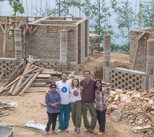 VITA for NEPAL Orphanage Project VIDEO by Conscious Impact