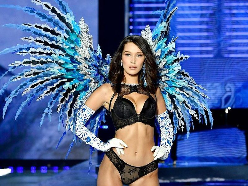 VS ANGEL 2017: BELLA HADID