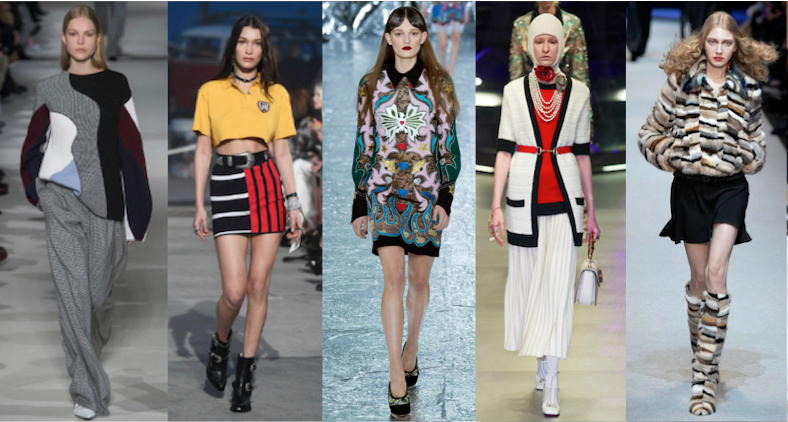 all trends for fall winter 2017 2018 from fashion weeks around the world - vfw mag
