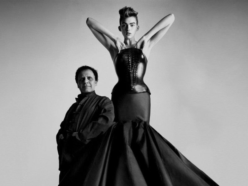 Tribute to Azzedine Alaïa