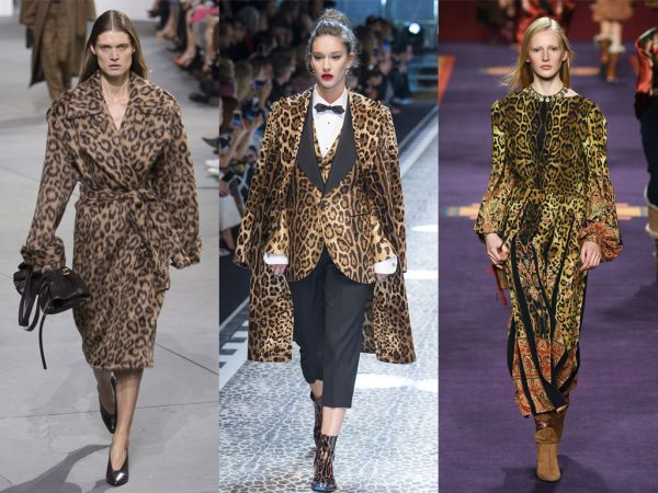 TENDENCES DE LA MODE – LEOPARD PRINT