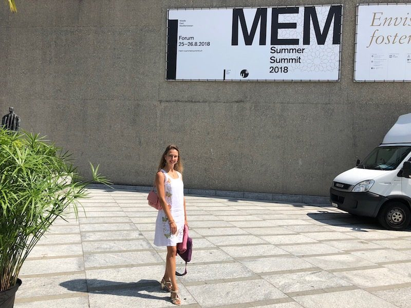 MEM Summer Summit Forum in Lugano