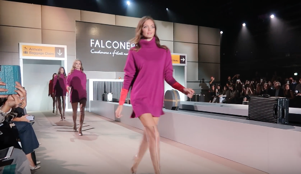 FALCONERI FASHION SHOW AUTUNNO INVERNO 2018/2019