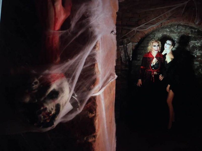 HALLOWEEN PARTY – VIDEO TEASER