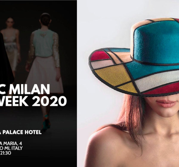 Super Chic Milano Fashion Week & Women Talent System presentano Carola Buccione