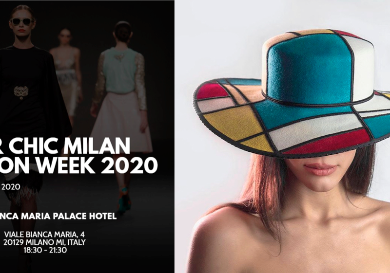 Super Chic Milano Fashion Week & Women Talent System presentano Stefania Belfiore