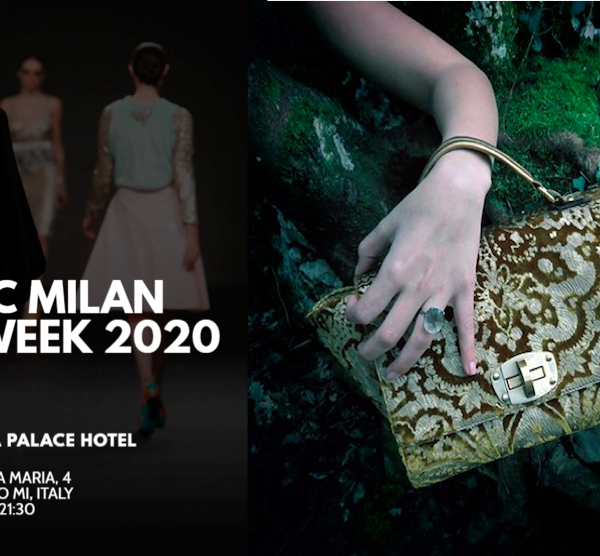 SAVE THE DATE: Domenica 9 Febbraio – SUPER CHIC MILANO FASHION WEEK 2020