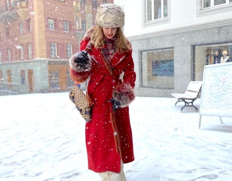 VALENTINA NESSI NEWS: AFTER A COLD WINTER SPRING WILL COME