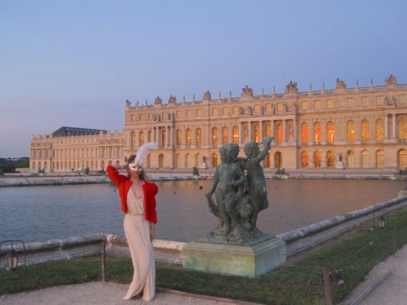 Fêtes Vénitiennes au Chateau de Versailles