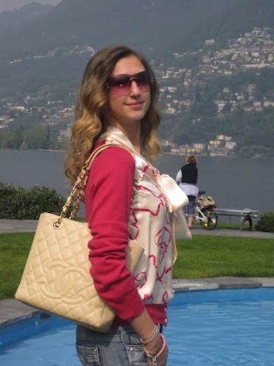 Outfit in Paradiso au bord du Lac de Lugano
