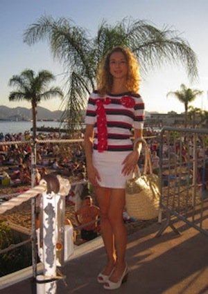 14 Luglio Outfit in Cannes