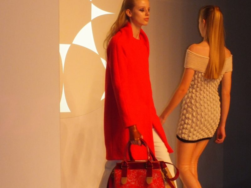 Video of BYBLOS Fashion Show