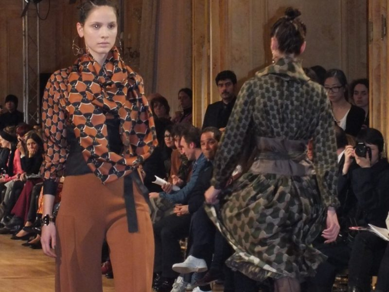 Video of ALEXIS MABILLE Fashion Show