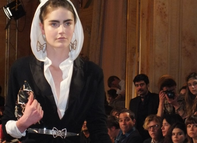 ALEXIS MABILLE Fashion Show Fall-Winter 2012-13