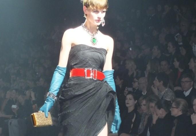 LANVIN Fashion Show Fall-Winter 2012-13