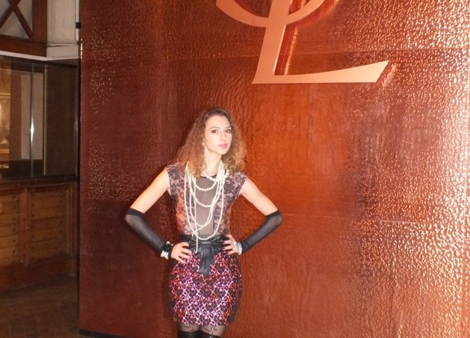 My 4th Day & outfit of Paris Fashion Week