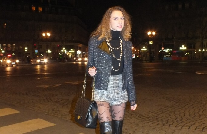 My 5th Day & Outfit of Paris Fashion Week