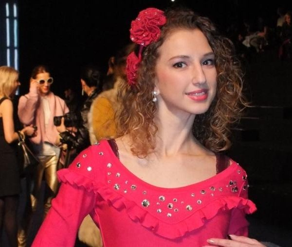 Video of Sonia Rykiel Fashion show F/W 2012-13