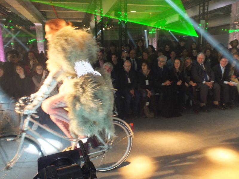 Video of Vivenene Westwood Fashion Show